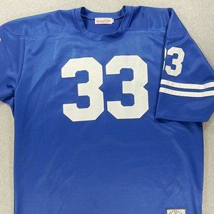 Dallas Cowboys Football Jersey #33 Dorsett